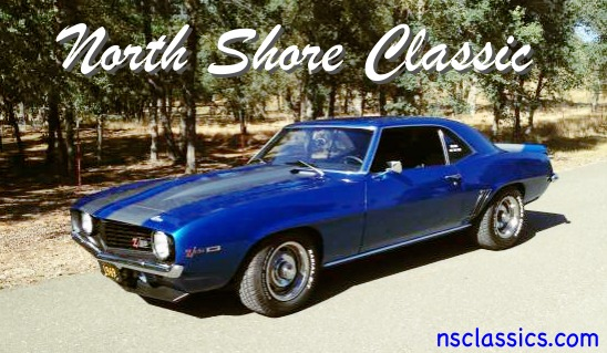1969 Chevrolet Camaro REAL Z/28 Stock # 3569CA for sale ...