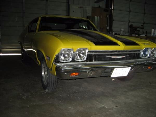 Used 1968 Chevrolet Chevelle SWEET DRIVER | Mundelein, IL