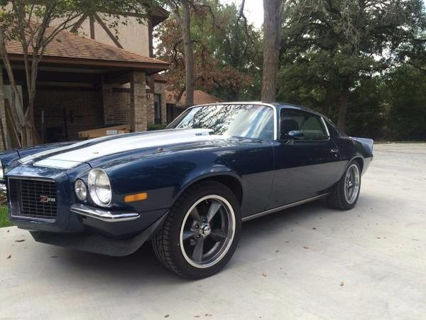 Used 1970 Chevrolet Camaro LS Fuel injected- Pro Touring | Mundelein, IL