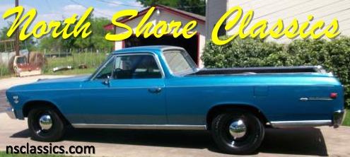 Used 1966 Chevrolet El Camino -NEW PAINT- | Mundelein, IL