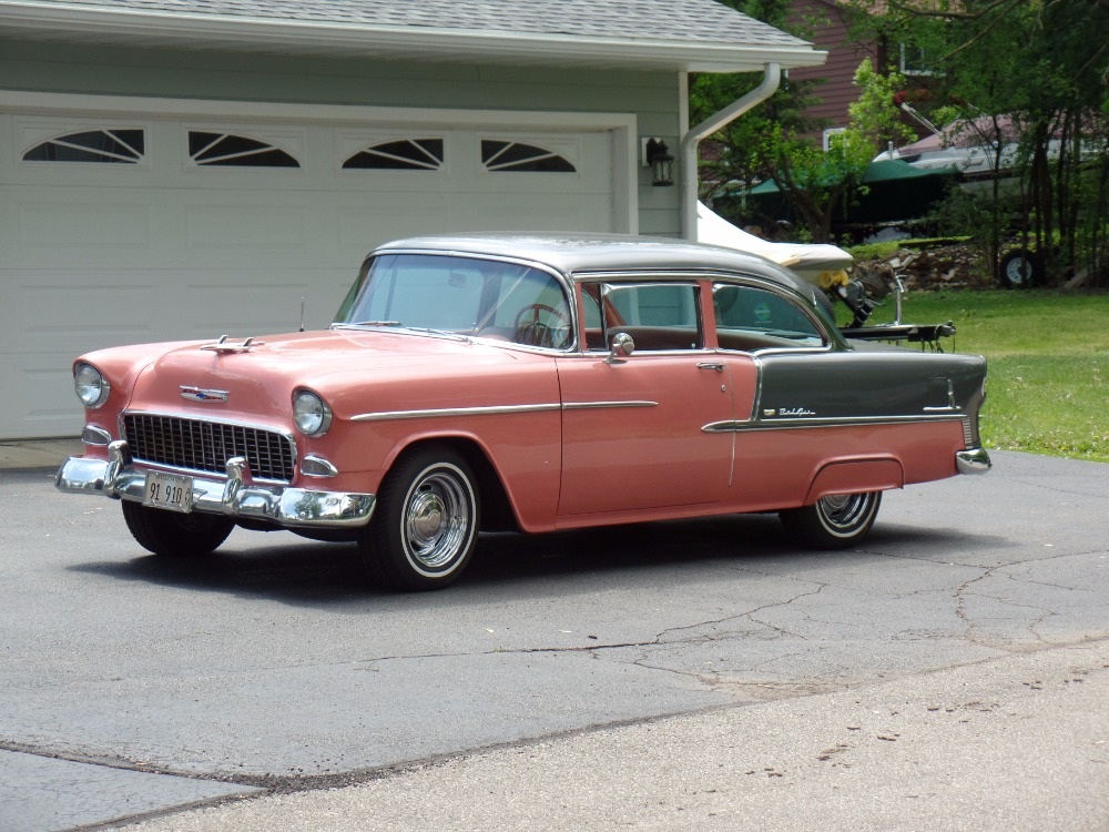 Used 1955 Chevrolet Bel Air/150/210 Beautiful Ride- Very Classy | Mundelein, IL