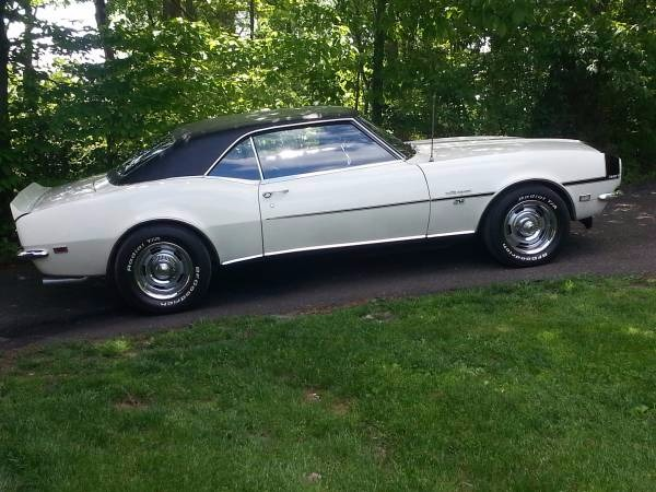 Used 1968 Chevrolet Camaro -NUMBERS MATCHING- | Mundelein, IL