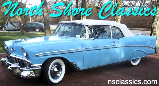 Used 1956 Chevrolet Bel Air Beautiful Ride. Very Classy | Mundelein, IL