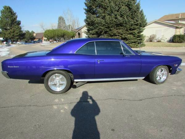 Used 1966 Chevrolet Chevelle SS -COMPLETELY RESTORED- | Mundelein, IL