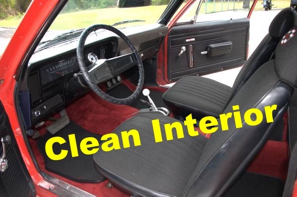 Used 1970 Chevrolet Nova CLEAN-FROM SOUTH CAROLINA-NEW ZZ4 ENGINE-NICE RED PAINT | Mundelein, IL