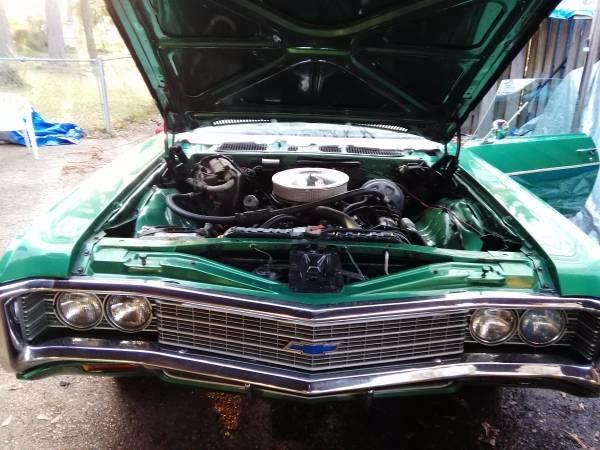 Used 1969 Chevrolet Impala -CONVERTIBLE FUN- | Mundelein, IL