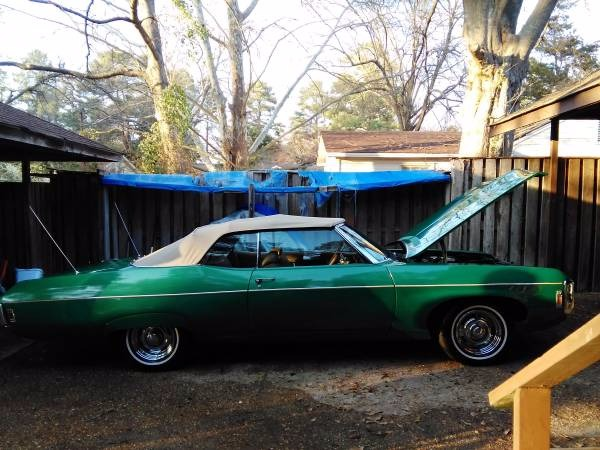 Used 1969 Chevrolet Impala -CONVERTIBLE FUN- | Mundelein, IL