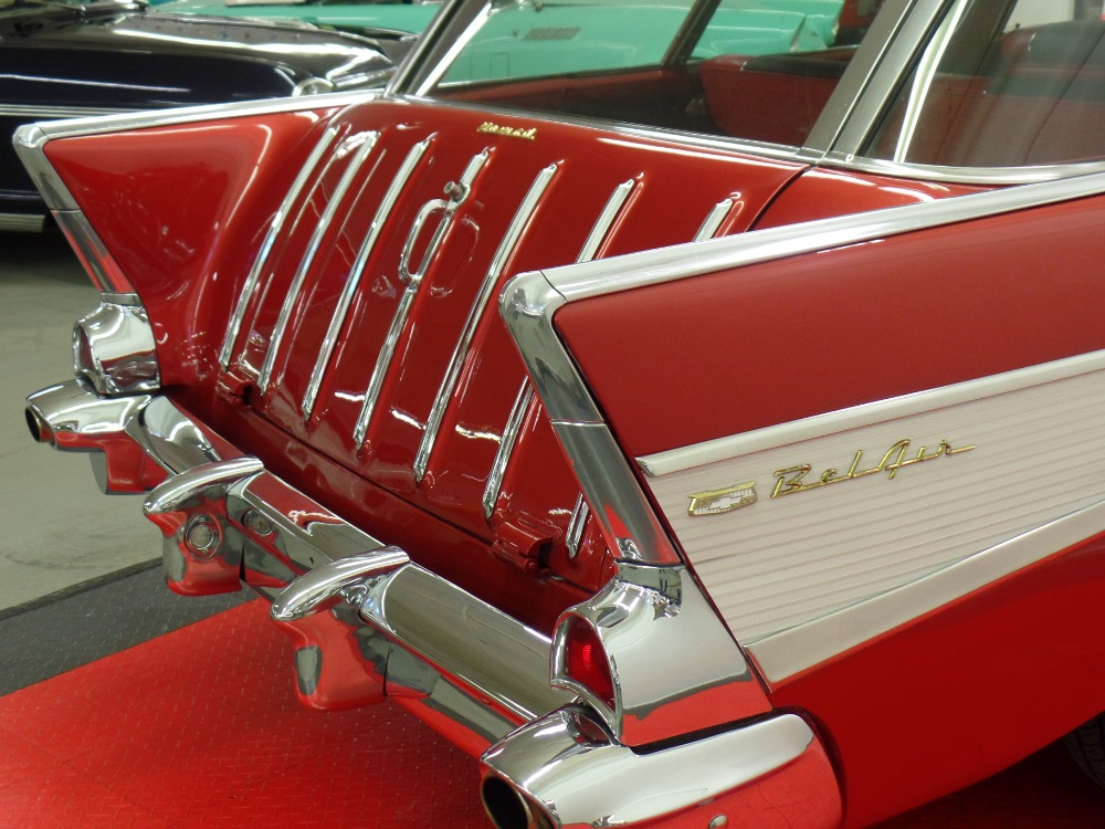 Used 1957 Chevrolet Nomad RUST FREE-RESTORED FROM CALIFORNIA-NEW LOW PRICE-SEE VIDEO | Mundelein, IL