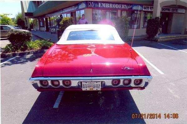 Used 1968 Chevrolet Impala -DOCUMENTED CANADIAN BUILD- | Mundelein, IL