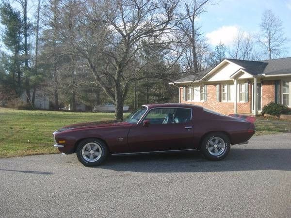 Used 1971 Chevrolet Camaro -SPLIT BUMPER- | Mundelein, IL