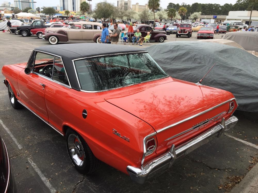 Used 1962 Chevrolet Nova SS-Hugger Orange-from South Carolina-SEE VIDEO | Mundelein, IL