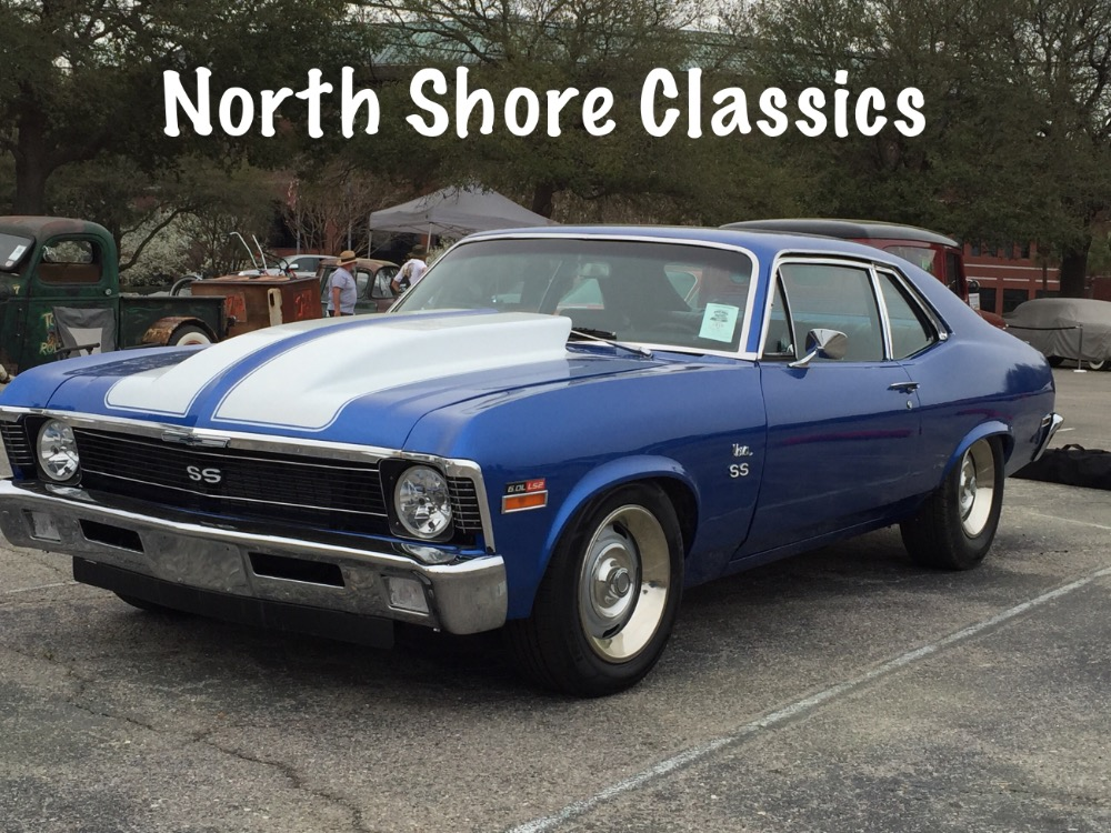 Used 1970 Chevrolet Nova Fuel Injected 6.0-PRO TOURING-NEW LOW PRICE-SEE VIDEO | Mundelein, IL