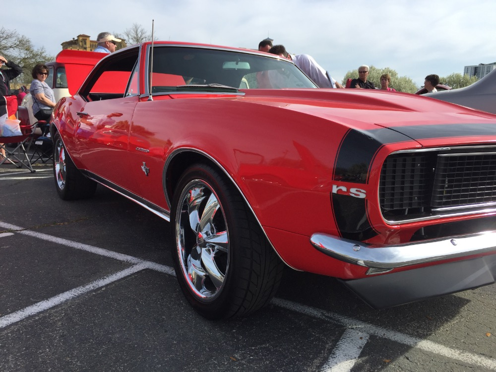 Used 1967 Chevrolet Camaro RS-from South Carolina- with AC- Factory V8 1243 Code | Mundelein, IL
