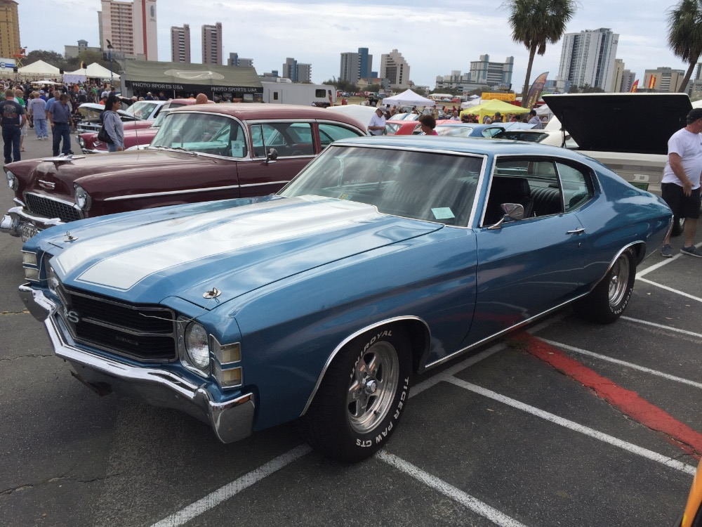 Used 1971 Chevrolet Chevelle SS- BIG BLOCK 396/402 from Virginia | Mundelein, IL