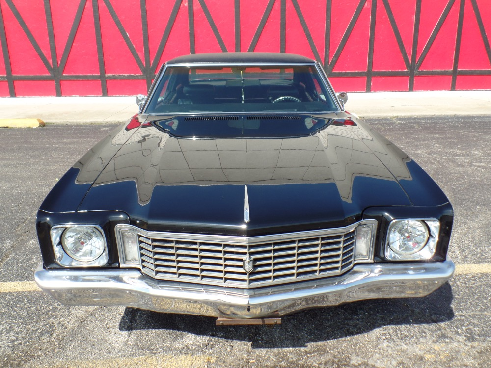 Used 1972 Chevrolet Monte Carlo Black on Black from Georgia- Super Clean/ Reliable | Mundelein, IL