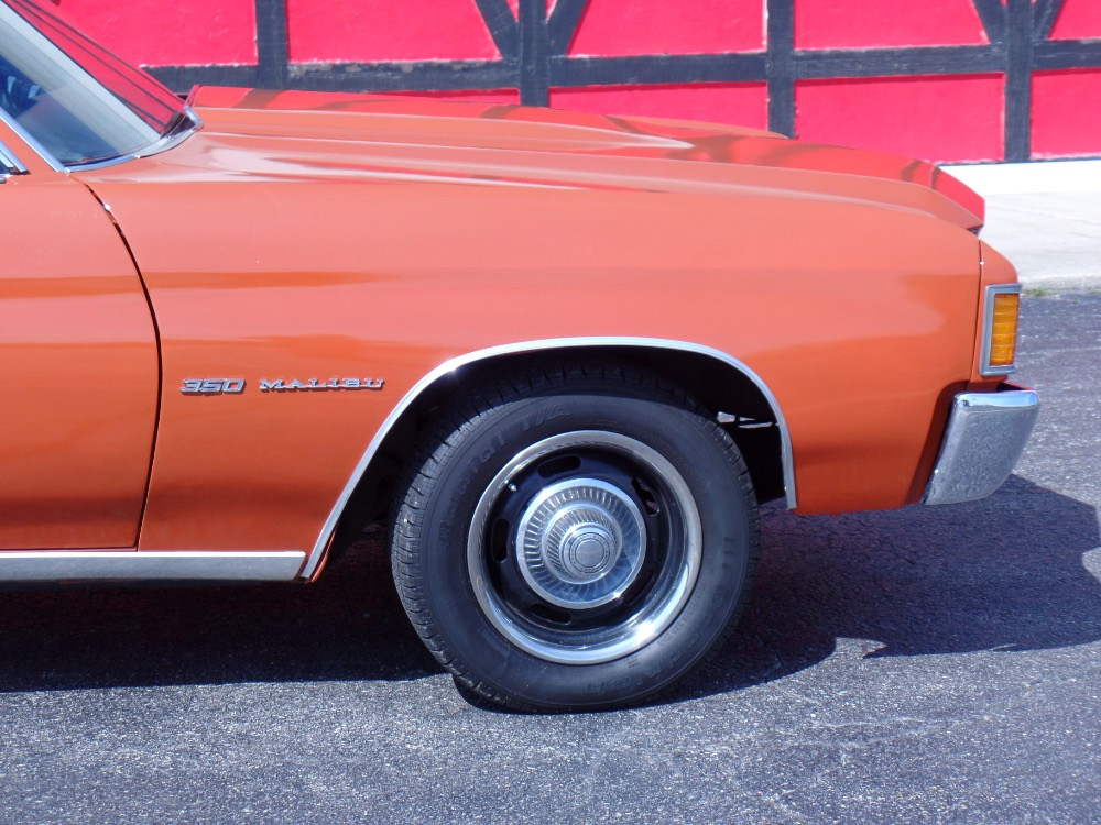 Used 1972 Chevrolet Chevelle From California- BLACK PLATE CAR SINCE 72-Rust Free- WOW | Mundelein, IL