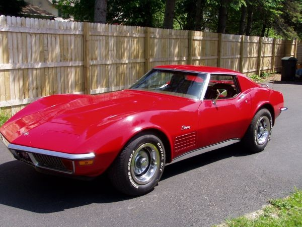 Used 1972 Chevrolet Corvette Stingray | Mundelein, IL