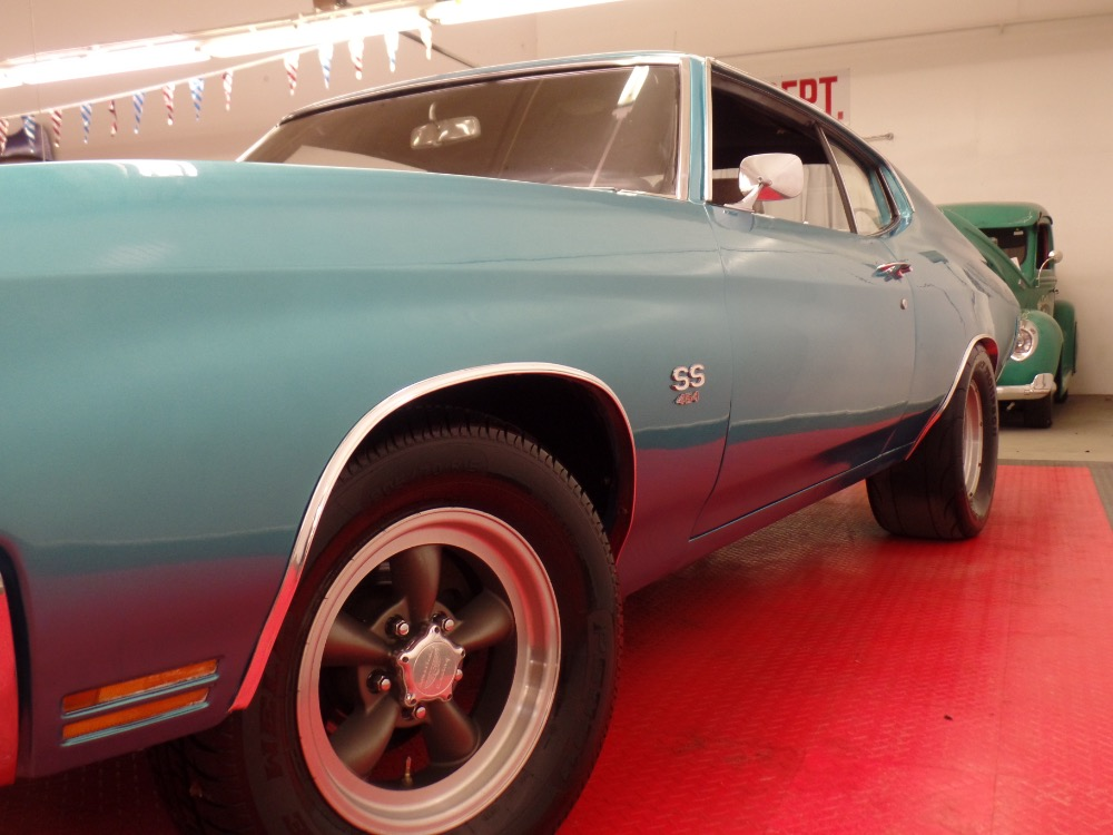 Used 1970 Chevrolet Chevelle SS454-Tribute BIG BLOCK with 4 Speed-Fast Muscle Car-From Florida-SEE VIDEO | Mundelein, IL