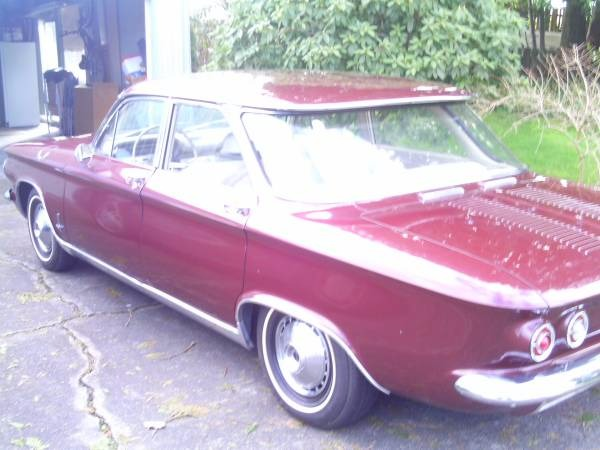 Used 1964 Corvair Monza 900 -CLEAN RIDE- | Mundelein, IL