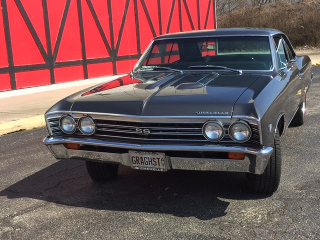 Used 1967 Chevrolet Chevelle SS-frame off restored-BIG BLOCK-Real 138 Vin!!-SEE VIDEO- | Mundelein, IL