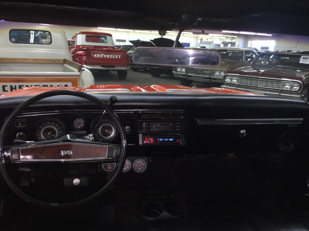 Used 1969 Chevrolet Chevelle SS396- Big block with SS emblems | Mundelein, IL