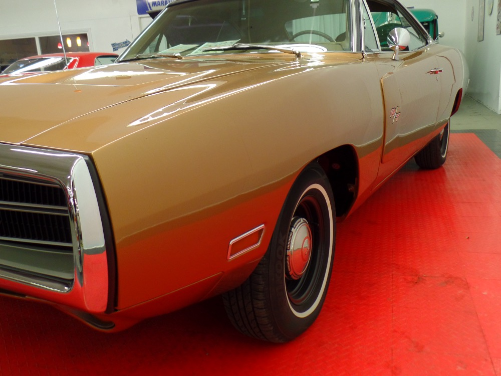 Used 1970 Dodge Charger R/T 440-FULL RESTORED-NUMBERS MATCH-1 OWNER-52,000 ORIGINAL MILES-SEE VIDEO | Mundelein, IL