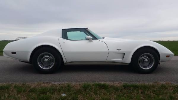 Used 1977 Chevrolet Corvette -NEW PAINT JOB- | Mundelein, IL