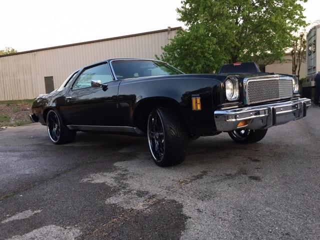Used 1974 Chevrolet Malibu -Black Leather Interior- | Mundelein, IL