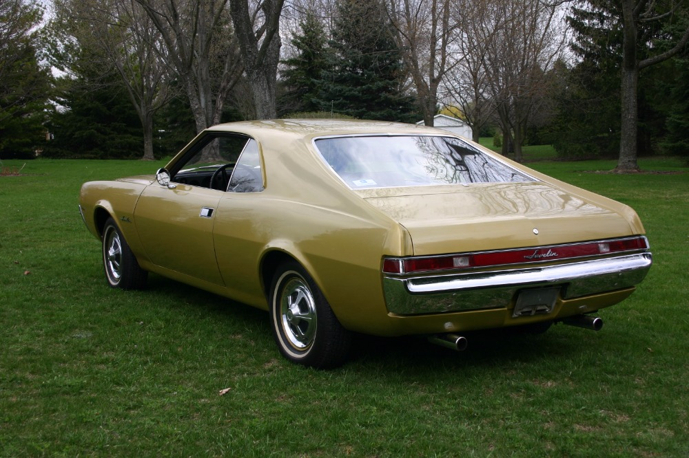 Used 1968 AMC Javelin -WHAT A RIDE- PRICED BELOW MARKET VALUE- | Mundelein, IL