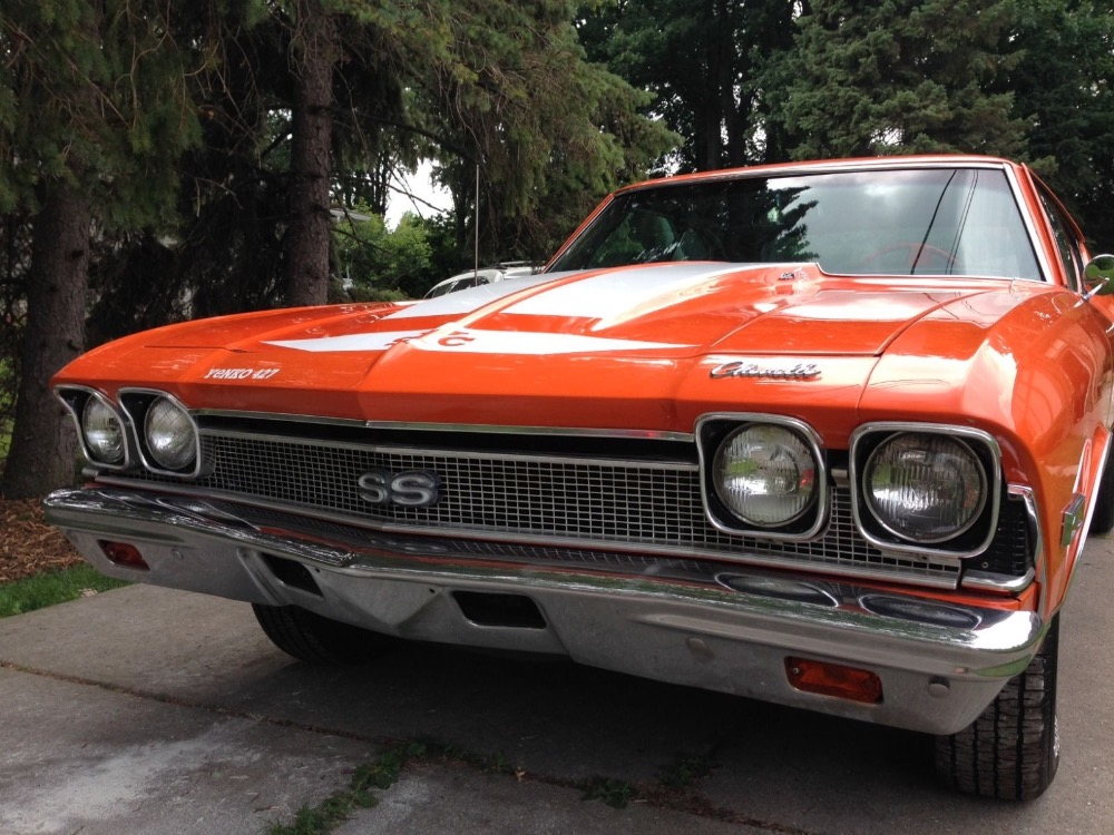 Used 1968 Chevrolet Chevelle YENKO TRIBUTE-FULLY RESTORED GROUND UP- BIG BLOCK 468 WITH 4 SPEED- | Mundelein, IL