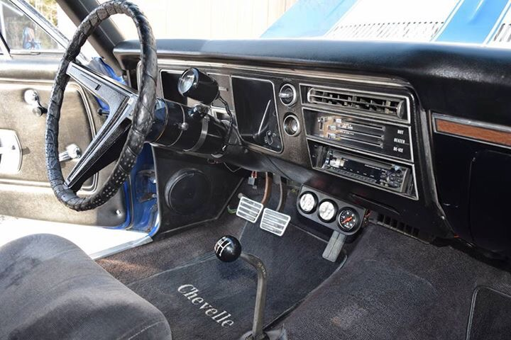 Used 1968 Chevrolet Chevelle Factory Malibu-Documented-4 Speed-SEE VIDEO | Mundelein, IL
