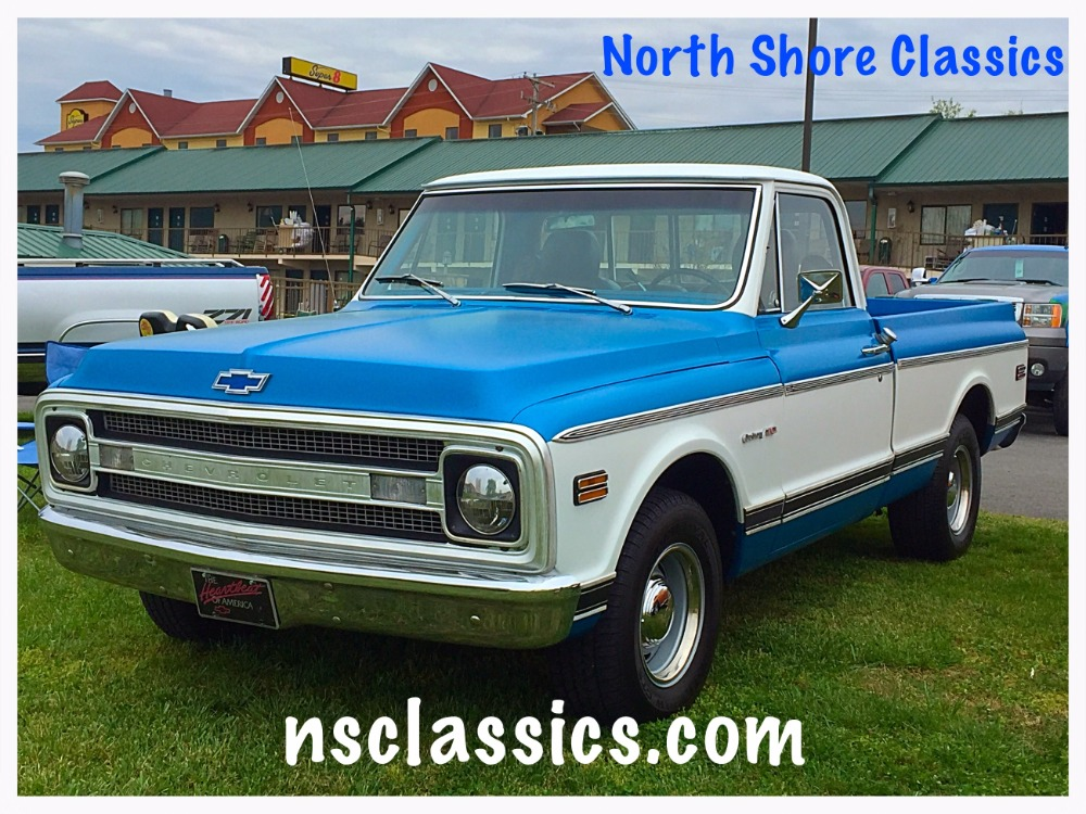 Used 1970 Chevrolet C10 -FRAME OFF RESTORATION- From Tennessee | Mundelein, IL