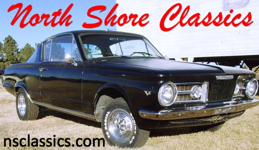 1964 Plymouth Barracuda -Solid Ride-SEE VIDEOS- Stock # 9564WYSR for