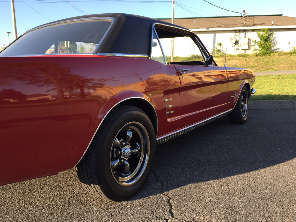Used 1966 Ford Mustang LIL RED PONY-From Tennessee- 351 engine-4 speed | Mundelein, IL