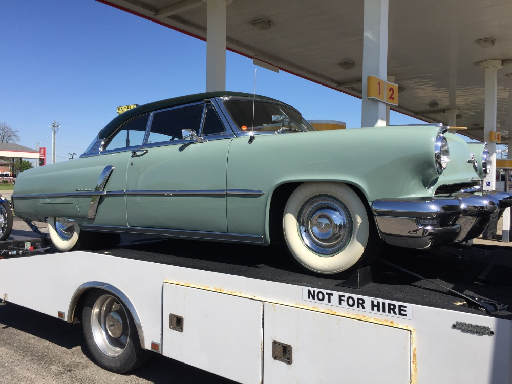 Used 1952 Lincoln Cosmopolitan ONE OWNER-only 50k Miles-NEW LOW PRICE-RARE CLASSIC | Mundelein, IL