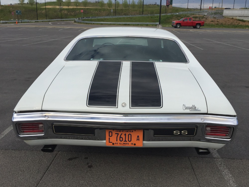 Used 1970 Chevrolet Chevelle REAL SS car- from Tennessee | Mundelein, IL