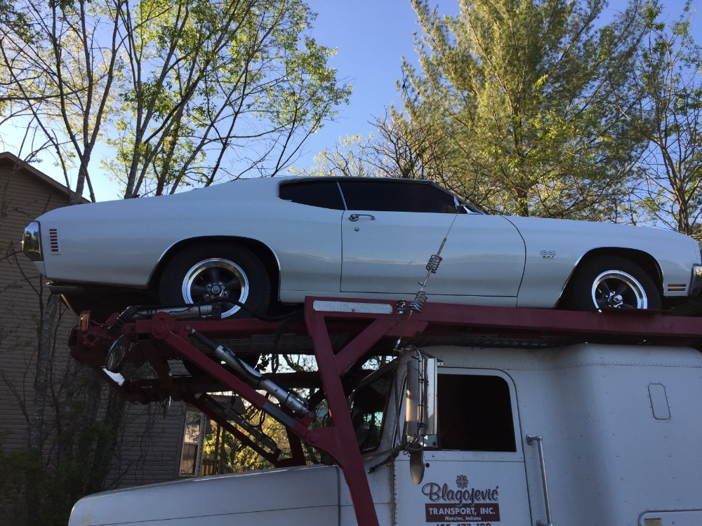 Used 1970 Chevrolet Chevelle REAL SS car- from Tennessee   Mundelein, IL