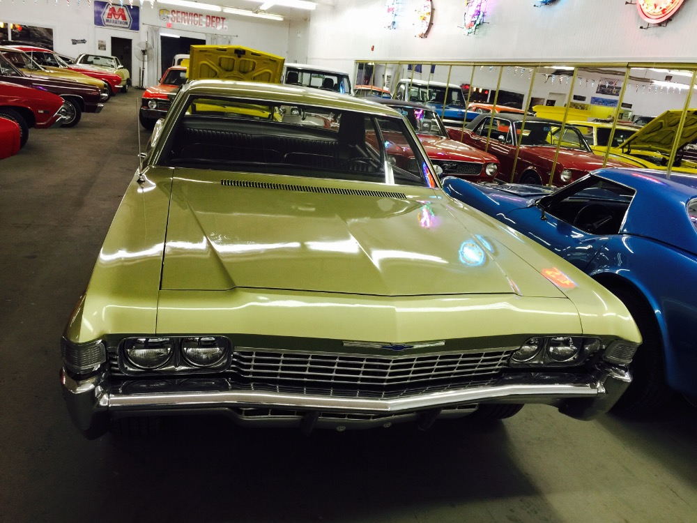 Used 1968 Chevrolet Biscayne BIG BLOCK REAL LS5 ENGINE FROM CHEVELLE-With 4 Speed | Mundelein, IL
