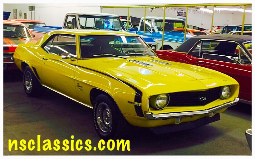 Used 1969 Chevrolet Camaro Real SS- X11Code-Southern car-NEW LOW PRICE-SEE VIDEO | Mundelein, IL