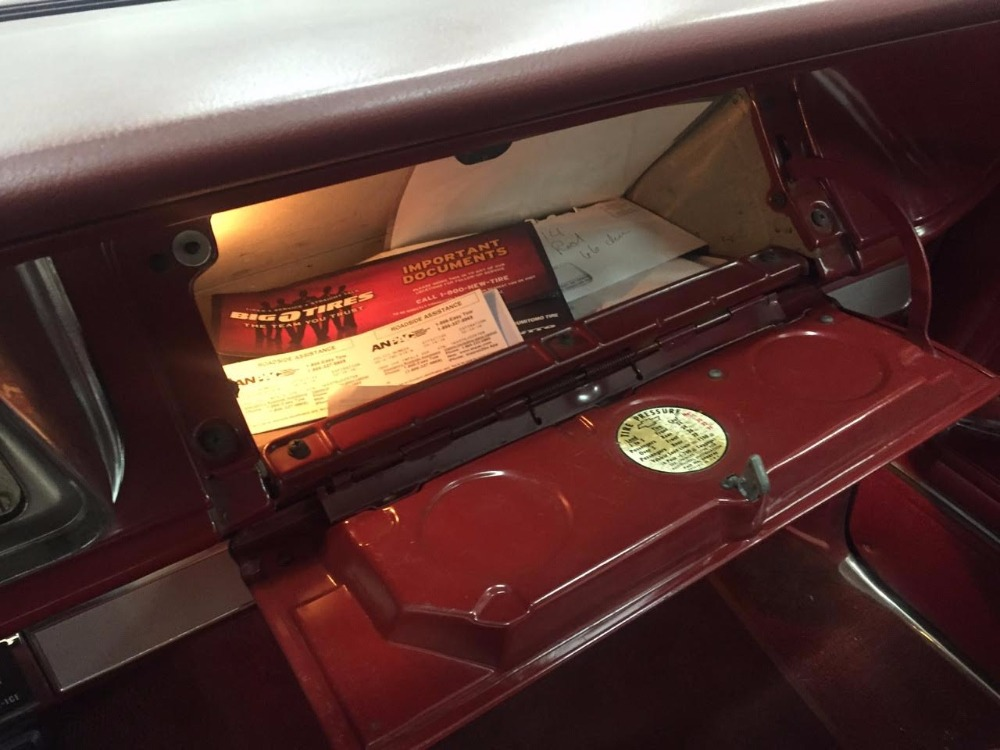 Used 1966 Chevrolet Impala -ALL ORIGINAL-SECOND OWNER-COMES WITH HISTORY- | Mundelein, IL