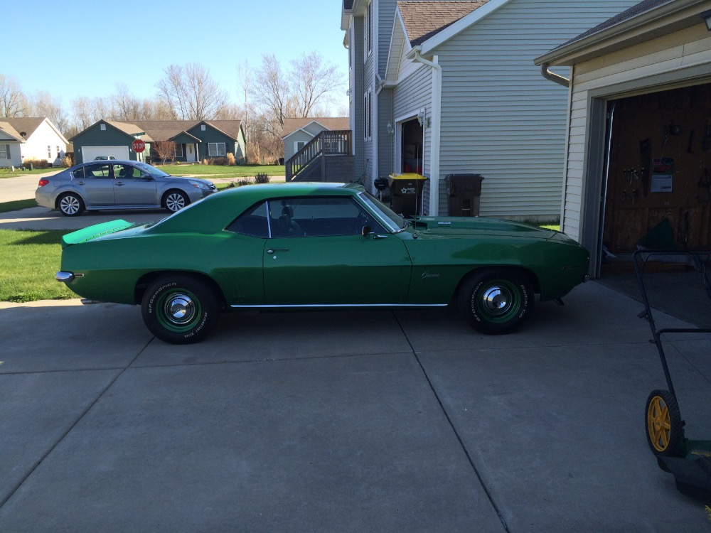 Used 1969 Chevrolet Camaro COPO TRIBUTE-FULLY RESTORED | Mundelein, IL
