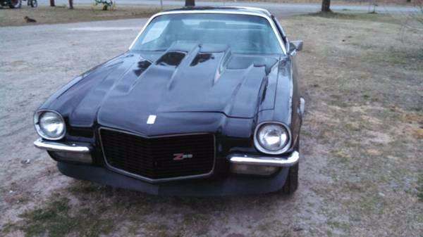 Used 1970 Chevrolet Camaro -Z28 TRIBUTE- PROJECT CAR- DRIVER QUALITY- | Mundelein, IL