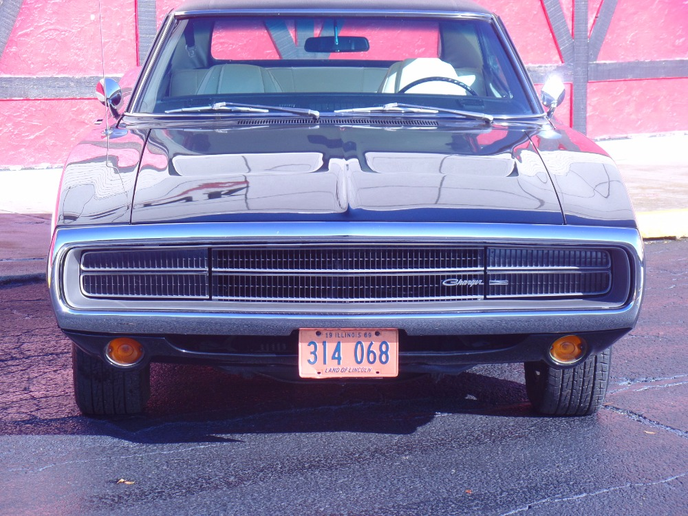 Used 1970 Dodge Charger -PAINT IS REAL NICE-DRIVES EXCELLENT-MOPAR AT ITS FINEST!- SEE VIDEO | Mundelein, IL