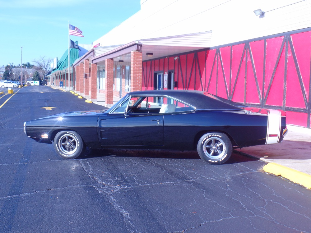 1970 Dodge Charger -PAINT IS REAL NICE-DRIVES EXCELLENT-MOPAR AT ...