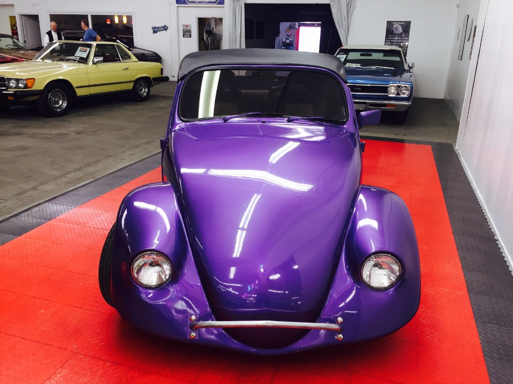 1969 Volkswagen Beetle -JUDSON SUPERCHARGED CUSTOM BUILD ROADSTER-SEE VIDEO Stock # 1269CVOJS ...