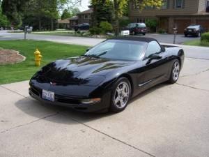 Used 1998 Chevrolet Corvette Convertible   Mundelein, IL