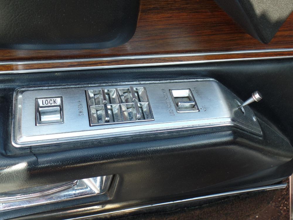 Used 1973 Cadillac El Dorado -TRIPLE BLACK CONVERTIBLE-LOW MILES-BIG BOSS CAR IS FROM CALIFORNIA   Mundelein, IL