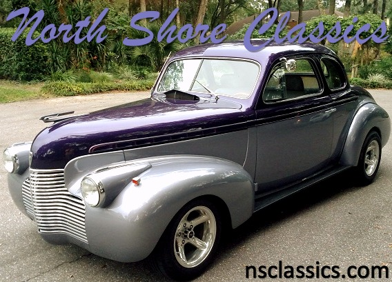 Used 1940 Chevrolet Coupe -Custom Two Tone- | Mundelein, IL