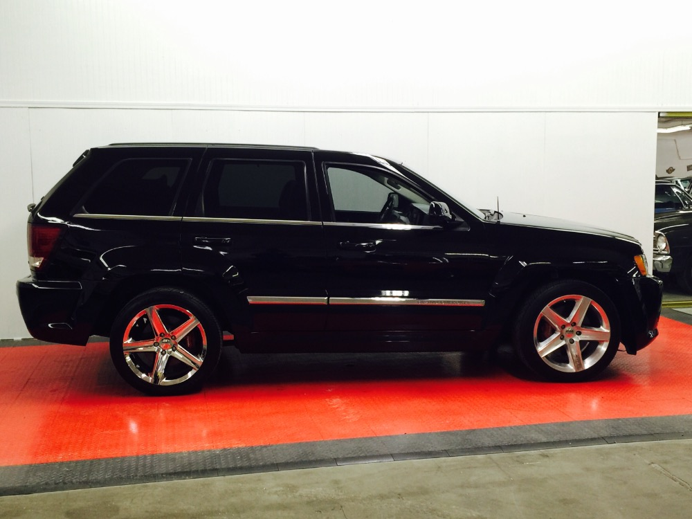 2007 jeep cherokee srt8 from florida 6 1 hemi new low. Black Bedroom Furniture Sets. Home Design Ideas