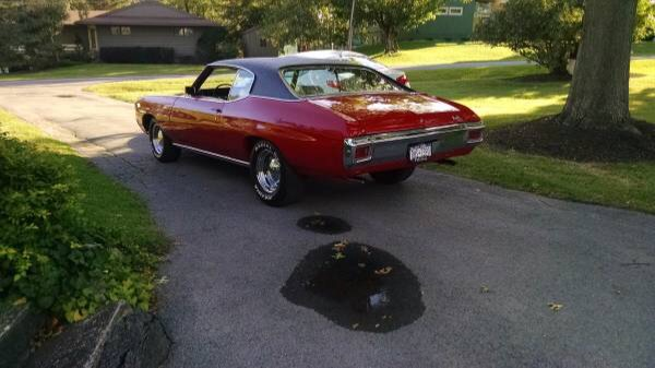 Used 1970 Chevrolet Chevelle Very clean Affordable Chevelle | Mundelein, IL